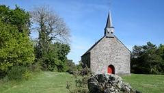 Chapelle Sainte Anne des Lieux Saints (ou de Lessaim) à Conquereuil