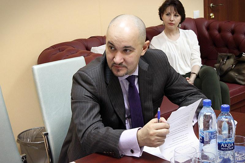 "Сергей Гаврилов, АРПИ ""Сибирь"""