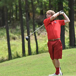 LEHS Mens Golf-Region IV AAAA Tournament-5-2-16