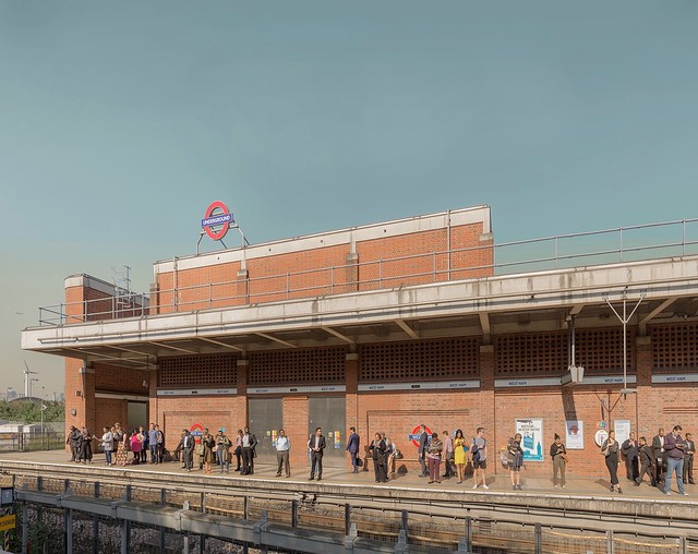 west ham station 2016