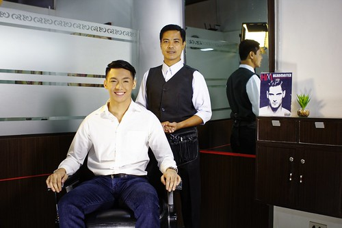 Commercial Photographer - Head Master Barbers