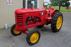 Vintage Massey-Harris 22 tractor in Casselman, Ontario