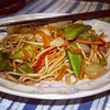 Unforgettable Vegetable Lo Mein @ bamasteelmagnoliasbisrtro.com #food #recipes #stirfry #veggies #wokcooking #chinesefood
