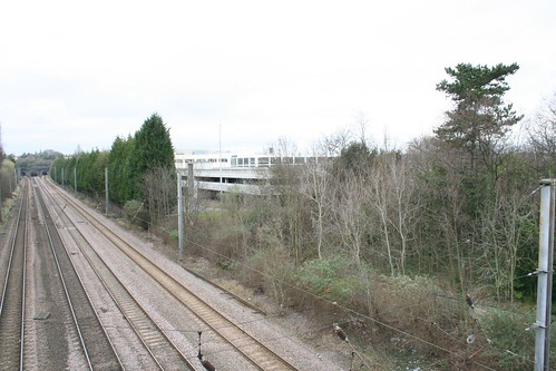 Site of the former Cemetery Station