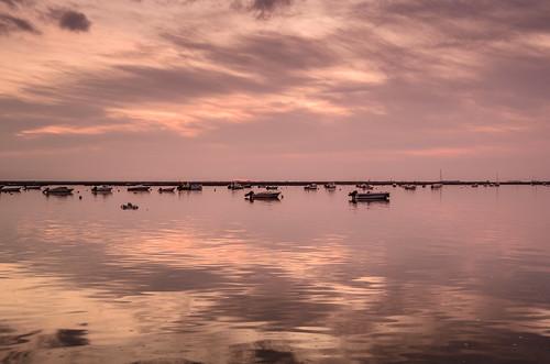 seascape landscape faro nikon algarve 93 riaformosa reflextion 89 paysagem d5100