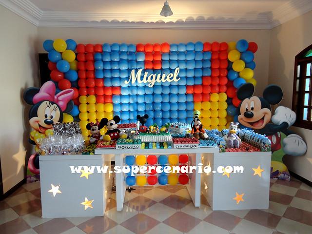 decoracao festa mickey:Decoracao Festa Do Mickey
