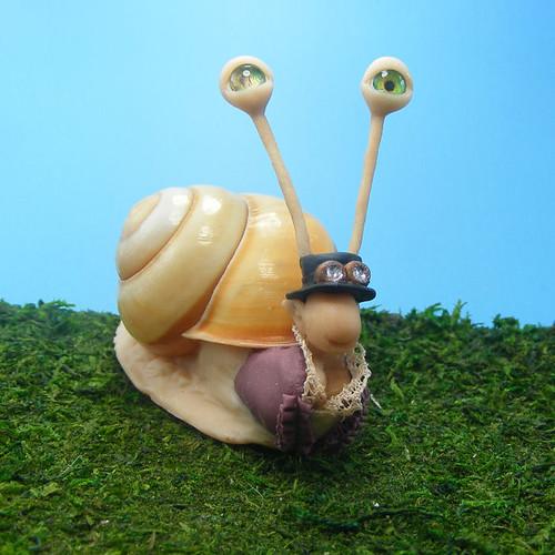 Victorian snail