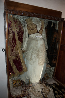 Women's Albanian traditional costume