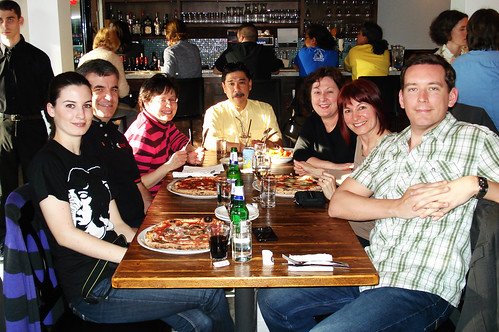 Dinner Time Crew