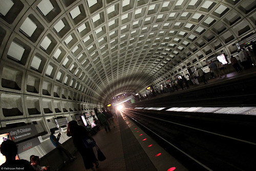 "Take the ""A"" Train ~ DC Metro"