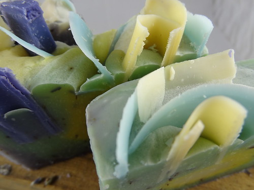 Lavender Chamomile Soap April 2012 (11)