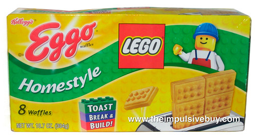 How Do You Build A Lego Waffle