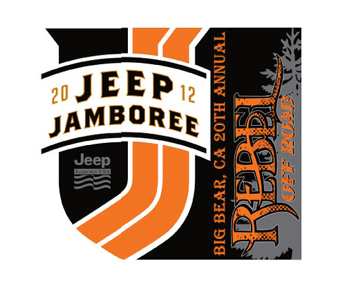 Big Bear Jeep Jamboree Decal
