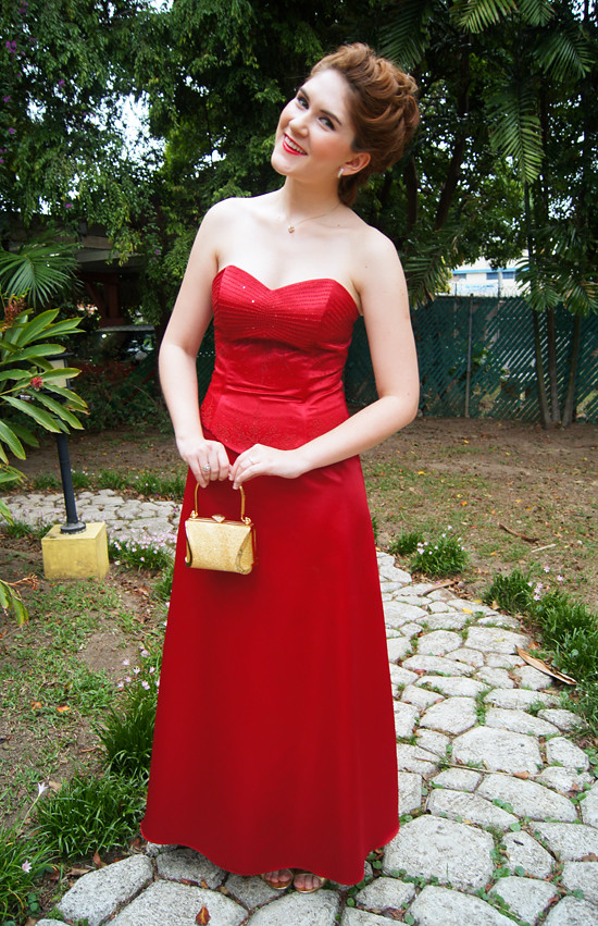 Outfit post: Lady in Red (7)
