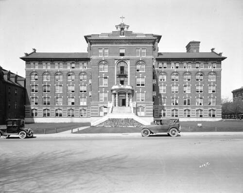 St. Paul's Hospital: Historic Burrard Building