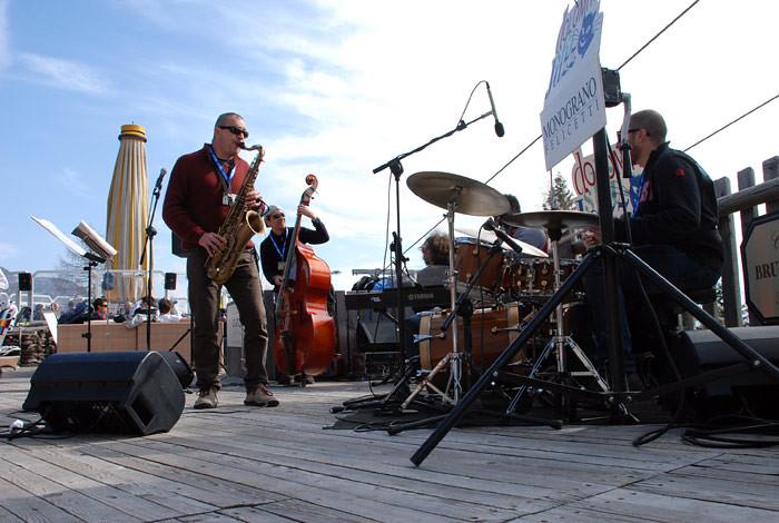 Dolomiti Ski Jazz: Música y montañas, ¡qué boda!
