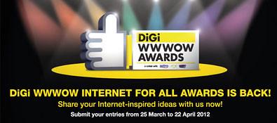 DiGi WWOW Awards 2012