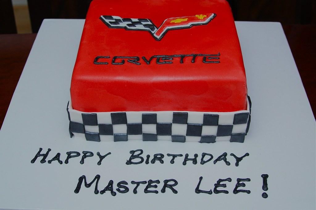 Happy Birthday Master Lee 94366 simmiecakes