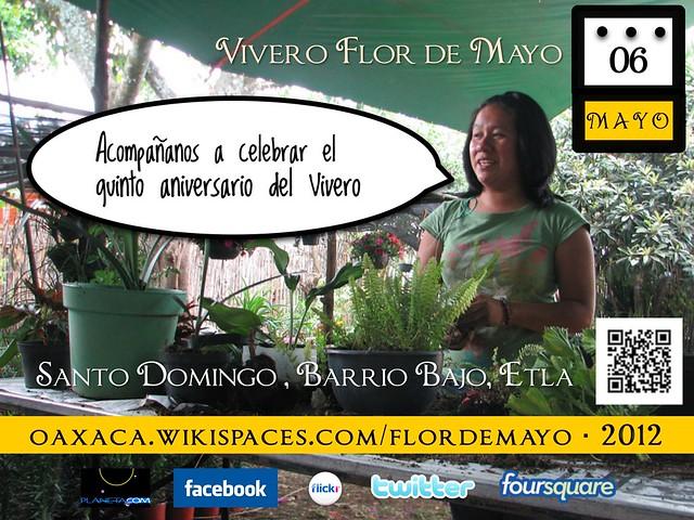 Vivero flor de mayo oaxaca flickr photo sharing for Viveros en oaxaca