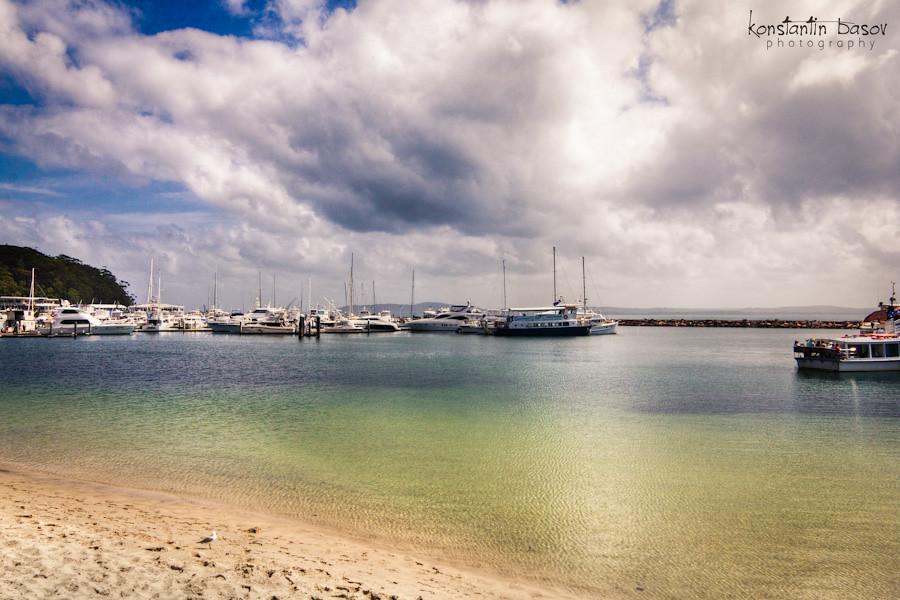 Austalia Nelson Bay Port Stephens hyperstereo NSW
