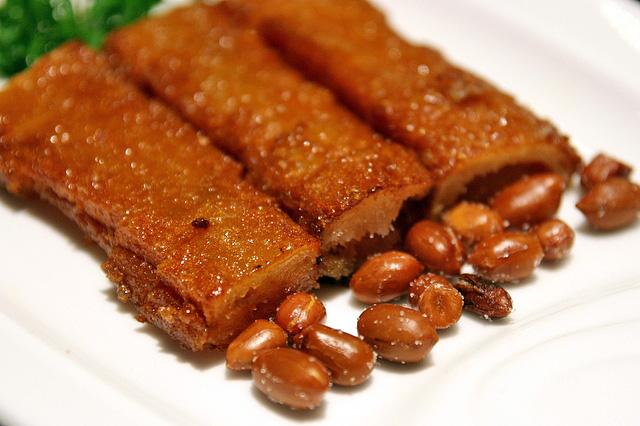 Canton Crispy BBQ Pork