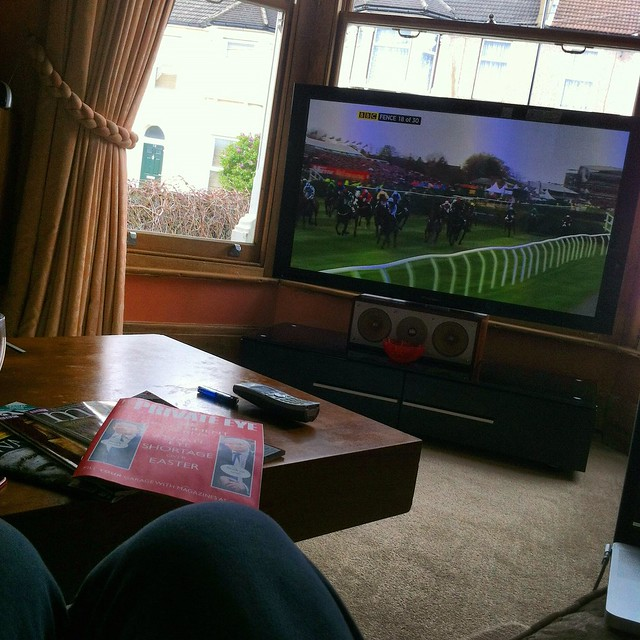 Me watching sport