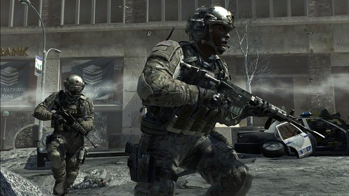Call of Duty Might be Running Out of Momentum