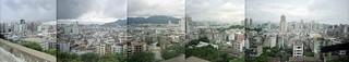 Macau panorama 澳門全景 1998