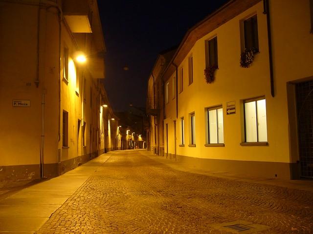<p>Via Ospedale - Alba</p>