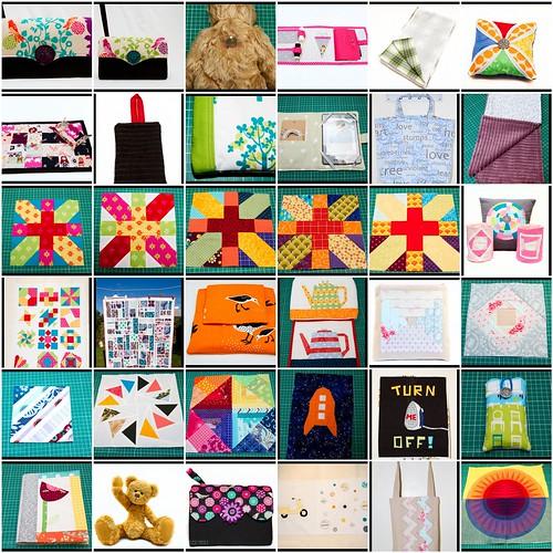 The alternative winter stitching list