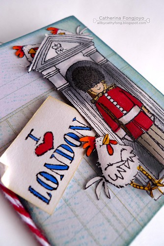 London Mini Book 2