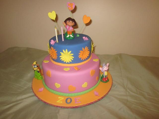 Cake Design Dora : Dora Cake Design Flickr - Photo Sharing!