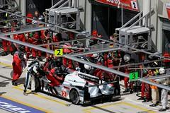 ルマン決勝12『Photo:Audi Sport』