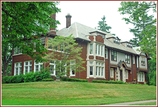 Ford Mansion Grosse Pointe http://www.flickr.com/photos/sjb4photos/7408651428/