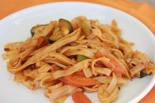 peanut pad thai