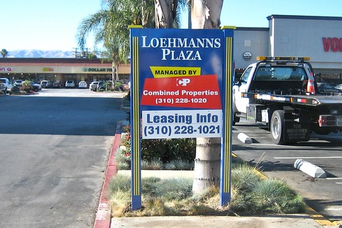 Aluminum entry sign