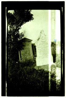 Thomas and Mary Williams - Gravestone