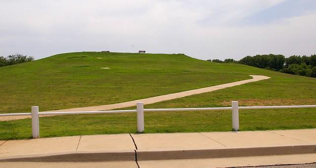Mound Trail Kathryn Kroutil Wright Chisholm Trail Park