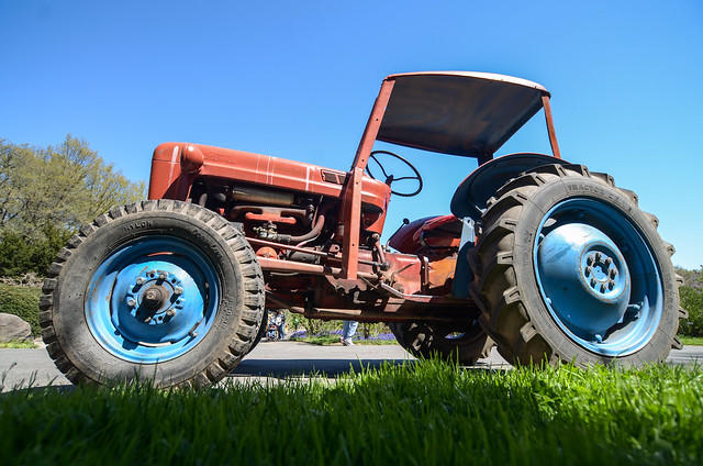 Ford 600 Tractor Farm : Ford tractor flickr photo sharing
