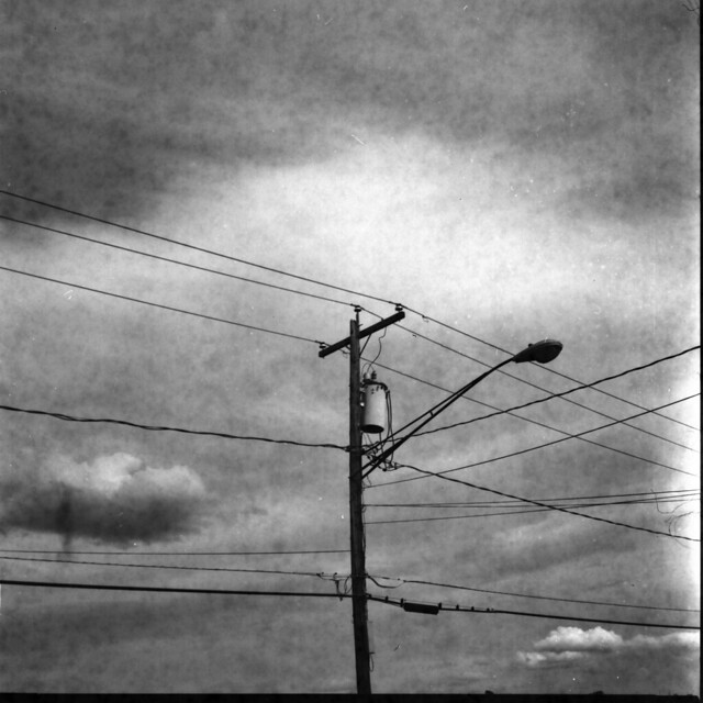 Telephone pole 2