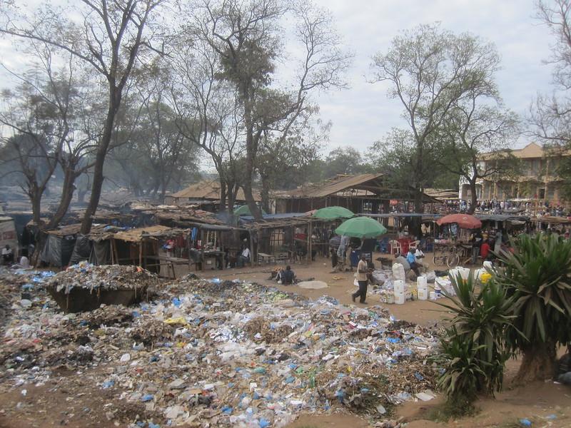 Lilongwe Malawi Market Africa