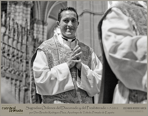 MISA DE ORDENACIONES = Catedral Primada de Toledo 1-7-2012 by José-María Moreno García = FOTÓGRAFO HUMANISTA