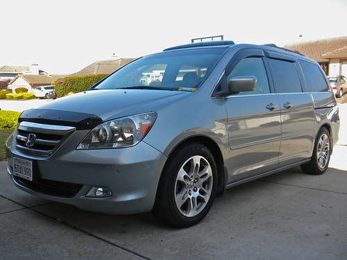 2006 Honda Odyssey Touring Hyundai Genesis Forum
