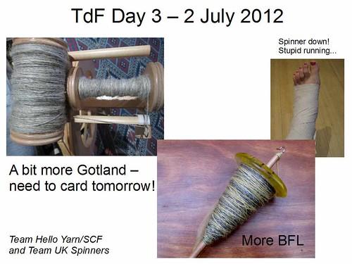 TdF day 3
