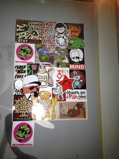 Bilbao Sticker Tour 2012