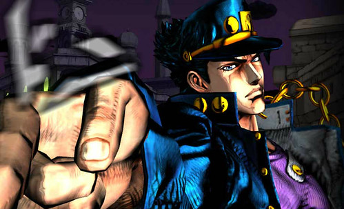 JoJo's Bizarre Adventure All Star Battle (ps3)