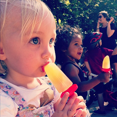 Popsicle time