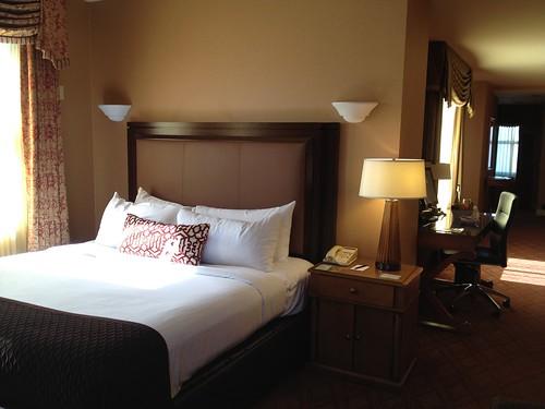 Intercontinental Hotel Chicago Executive Suite