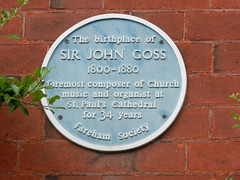 Photo of Blue plaque number 10830