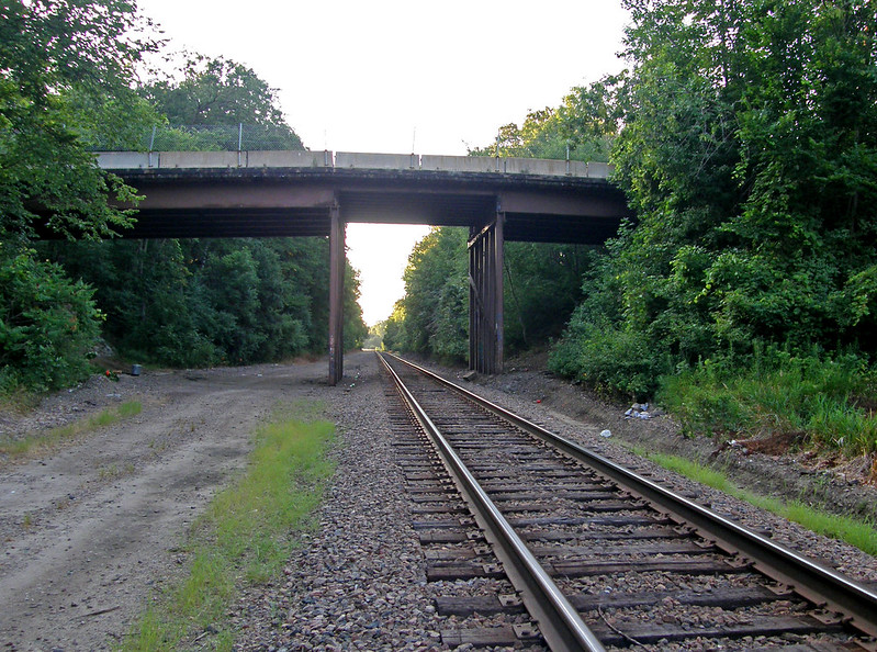 under-McGinty Road